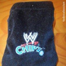 Figuras y Muñecos Pressing Catch: LOTE WWE CHIPS - JUEGO DE FICHAS DE POKER CON EL ROSTER DE WWE 2008 -. Lote 124111927