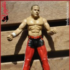 Figuras y Muñecos Pressing Catch: SR 3 JAKKS PACIFIC 2003 - WRESTLING PRESSING CATCH WWE WWF - SHAWN MICHAELS. Lote 127443671