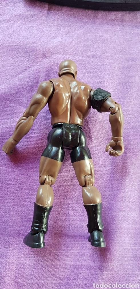 Figuras y Muñecos Pressing Catch: FIGURA PVC WWF BOBBY LASHEY LUCHA LIBRE 17cm - Foto 3 - 129377694