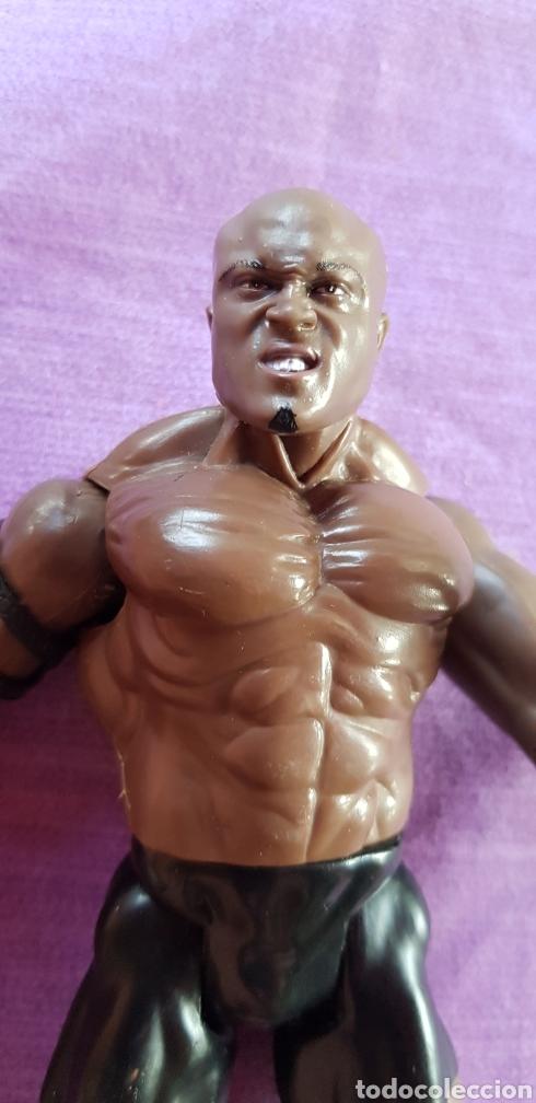 Figuras y Muñecos Pressing Catch: FIGURA PVC WWF BOBBY LASHEY LUCHA LIBRE 17cm - Foto 5 - 129377694