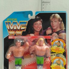 Figuras y Muñecos Pressing Catch: FIGURA DE ACCIÓN PRESSING CATCH WF ROCKEROS MARTY JANNETTY SHAWN MICHAELS. Lote 130776251