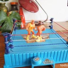 Figuras y Muñecos Pressing Catch: RING PRESSING CATCH WF. WWF. ORIGINAL. VINTAGE. LUCHA LIBRE. Lote 131282987