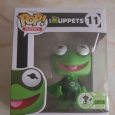 Figuras y Muñecos Pressing Catch: FUNKO POP SUPERHERO KERMIT 300 UNIDADES EXCLUSIVO.. Lote 134062646