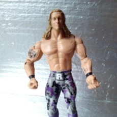 Figuras y Muñecos Pressing Catch: FIGURA WWE RAW SMACKDOWN PRESSINNG CATCH-18 CM-2004 -JAKKS. Lote 134264870