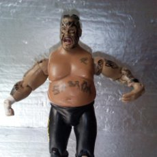 Figuras y Muñecos Pressing Catch: FIGURA WWE RAW SMACKDOWN PRESSINNG CATCH-18 CM-2004 -JAKKS. Lote 134265274