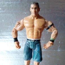 Figuras y Muñecos Pressing Catch: FIGURA WWE RAW SMACKDOWN PRESSINNG CATCH-18 CM-2003 -JAKKS. Lote 134265702