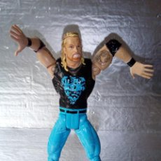 Figuras y Muñecos Pressing Catch: -FIGURA WWE RAW SMACKDOWN PRESSINNG CATCH-18 CM-1999 -JAKKS. Lote 134266110
