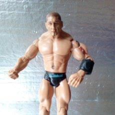 Figuras y Muñecos Pressing Catch: FIGURA WWE RAW SMACKDOWN PRESSINNG CATCH-18 CM-2007 -JAKKS. Lote 134266418