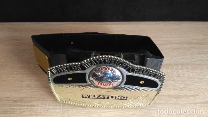 WWE RING Y CINTURON - MARVEL TOYS 2006 (Juguetes - Figuras de Acción - Pressing Catch)