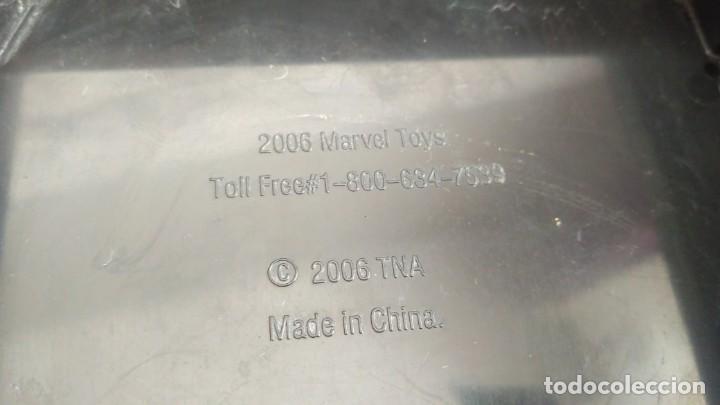 Figuras y Muñecos Pressing Catch: WWE RING Y CINTURON - MARVEL TOYS 2006 - Foto 3 - 135517058