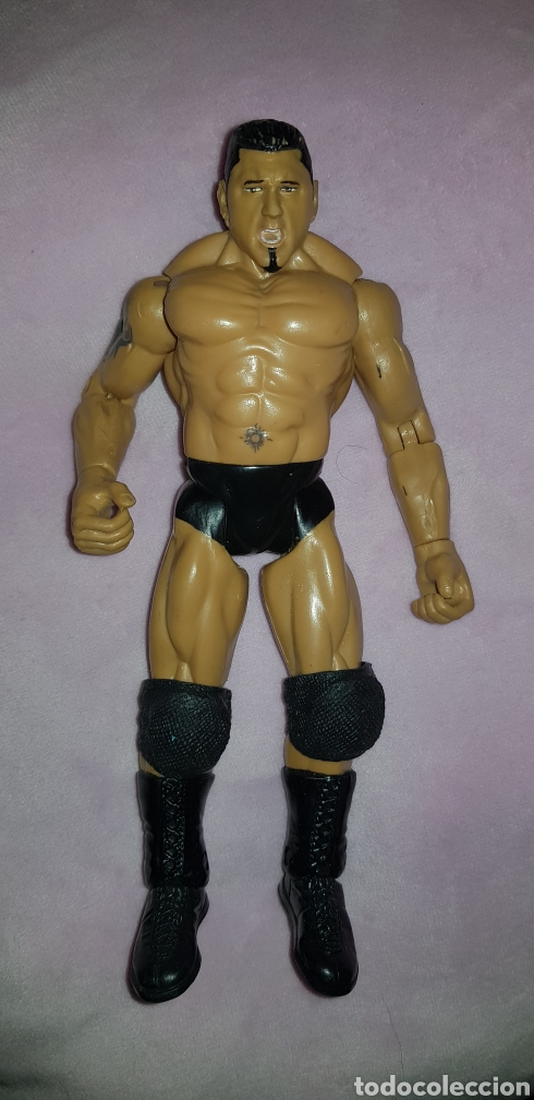 FIGURA DE ACCION LUCHA PRESSING CATCH (Juguetes - Figuras de Acción - Pressing Catch)
