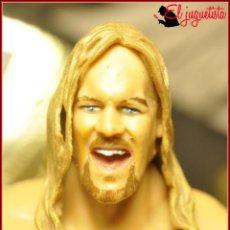 Figuras y Muñecos Pressing Catch: PRESSING CATCH WRESTLING WWF WWE - JAKKS PACIFIC 2003 - CHRIS JERICHO. Lote 137343842