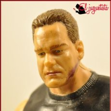 Figuras y Muñecos Pressing Catch: PRESSING CATCH WRESTLING WWF WWE - JAKKS PACIFIC 2003 - CHRIS BENOIT TOOTH AGGRESSION. Lote 137838666