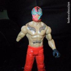 Figuras y Muñecos Pressing Catch: REY MYSTERIO - WWE - MATTEL - PRESSING CATCH - . Lote 140363058