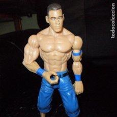Figuras y Muñecos Pressing Catch: JOHN CENA - WWE - MATTEL - PRESSING CATCH - . Lote 140370802