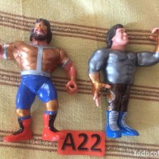 Figuras y Muñecos Pressing Catch: FIGURAS WWF HASBRO CUSTOMIZADAS (A22). Lote 140568006