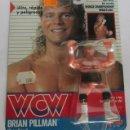 Figuras y Muñecos Pressing Catch: FIGURA PRESSING CATCH, WCW, BRIAN PILLMAN EN BLISTER. CC. Lote 140833002