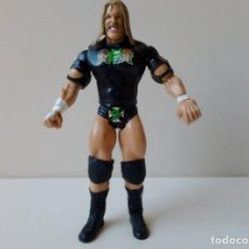 Figuras y Muñecos Pressing Catch: WWE TRIPLE H SERIE RUTHLESS AGGRESSION. Lote 141608306