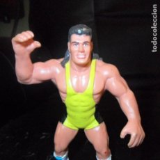 Figuras y Muñecos Pressing Catch: SCOTT STEINER - PRESSING CATCH, WCW 1990 GALOOB - . Lote 143124346