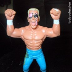 Figuras y Muñecos Pressing Catch: STING - PRESSING CATCH, WCW 1990 GALOOB - . Lote 143124354