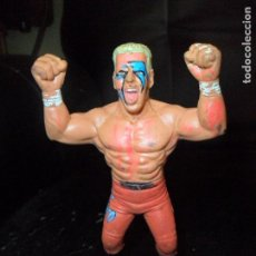 Figuras y Muñecos Pressing Catch: STING - PRESSING CATCH, WCW 1990 GALOOB - . Lote 143124366