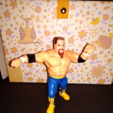 Figuras y Muñecos Pressing Catch: OFFICIAL WWF HASBRO PRESSING CATCH - JIM ANVIL NEIDHART (SERIE 5) (1993). Lote 234147105