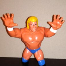 Figuras y Muñecos Pressing Catch: OFFICIAL WWF HASBRO PRESSING CATCH - SID JUSTICE (A) (SERIE 5) (1993). Lote 145423398