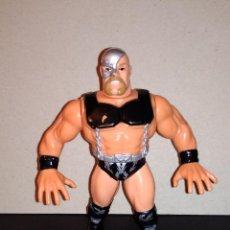 Figuras y Muñecos Pressing Catch: OFFICIAL WWF HASBRO PRESSING CATCH - WARLORD (SERIE 5) (1993). Lote 145426370