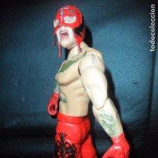 Figuras y Muñecos Pressing Catch: REY MYSTERIO - PRESSING CATCH - WWF WWE - JAKKS -. Lote 269347243