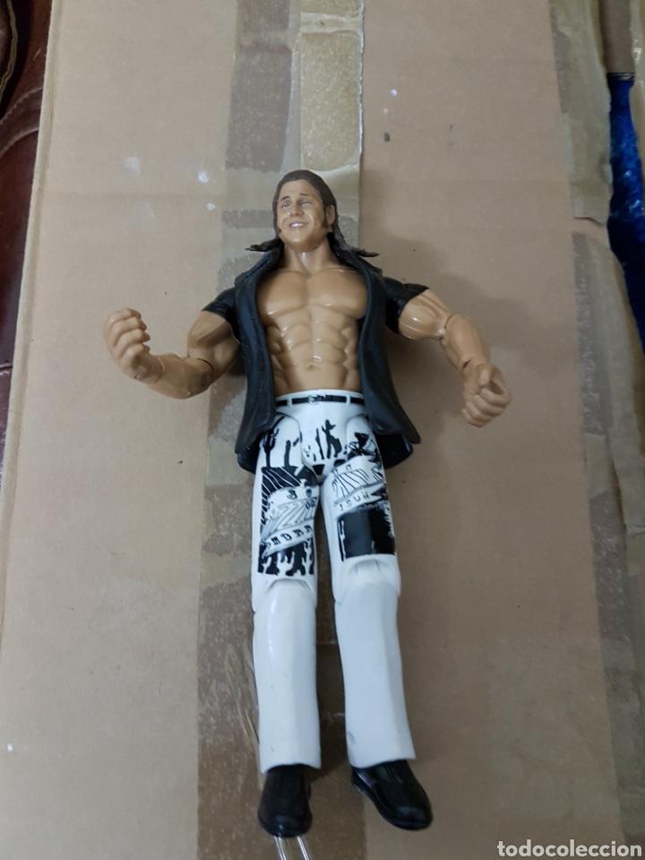 FIGURA WWF (Juguetes - Figuras de Acción - Pressing Catch)