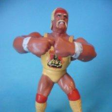 Figuras y Muñecos Pressing Catch: WWF THE HULK HOGAN FIGURA SERIE 2 HASBRO 1991. Lote 146831610