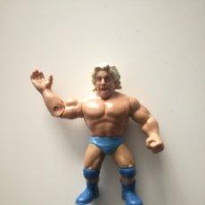 Figuras y Muñecos Pressing Catch: RICK FLAIR WWE RETRO WWF HASBRO PRESSING CATCH. Lote 147148801