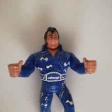 Figuras y Muñecos Pressing Catch: FIGURA HONKY TONK MAN WWF PRESSING CATCH HASBRO. Lote 147933058