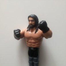 Figuras y Muñecos Pressing Catch: FIGURA SETH ROLLINS WWE RETRO WWF MATTEL HASBRO. Lote 147933654