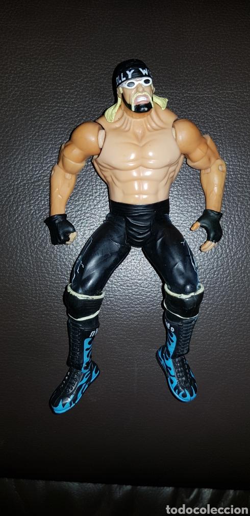 FIGURA PRESSING CATCH DE LUCHA LIBRE TOY BIZ WCW 1999 (Juguetes - Figuras de Acción - Pressing Catch)