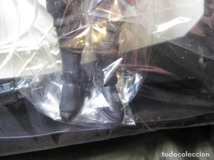 Figuras y Muñecos Pressing Catch: RING CUADRILATERO EN SU BOLSA, CON FIGURA PRECINTADA ESQUINAS ALGO ROZADAS - Foto 7 - 150228466