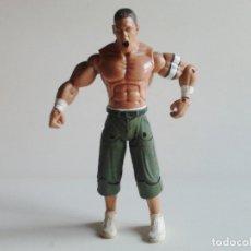 Figuras y Muñecos Pressing Catch: WWE JOHN CENA SERIE ELITE. Lote 141608186