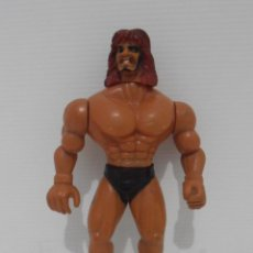 Figuras y Muñecos Pressing Catch: FIGURA BOOTLEG LUCHADOR ULTIMO GUERRERO, PRESSING CATCH, LUCHA LIBRE, WWF, ULTIMATE WARRIOR. Lote 150787642