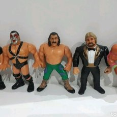 Figuras y Muñecos Pressing Catch: WWE HASBRO BOOTLEG. Lote 151168601