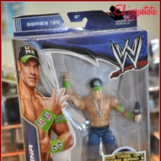 Figuras y Muñecos Pressing Catch: PRESSING CATCH WRESTLING WWF WWE - MATTEL ELITE 2014 28 - JOHN CENA . Lote 155592006