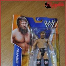 Figuras y Muñecos Pressing Catch: PRESSING CATCH WRESTLING WWF WWE - MATTEL 2013 SUPERSTAR 3 - DANIEL BRYAN. Lote 155606802