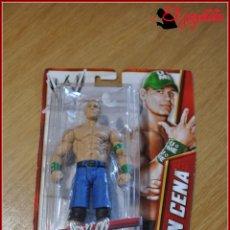 Figuras y Muñecos Pressing Catch: PRESSING CATCH WRESTLING WWF WWE - MATTEL 2012 - JOHN CENA. Lote 155607550