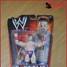 Figuras y Muñecos Pressing Catch: PRESSING CATCH WRESTLING WWF WWE - MATTEL 2011 EXTREME RULES - SHEAMUS. Lote 155637010