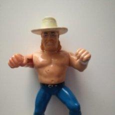 Figuras y Muñecos Pressing Catch: BILLY GUNN WWF PRESSING CATCH HASBRO WWE. Lote 156697306