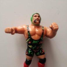 Figuras y Muñecos Pressing Catch: RICK STEINER WWF PRESSING CATCH HASBRO WWE. Lote 156697746