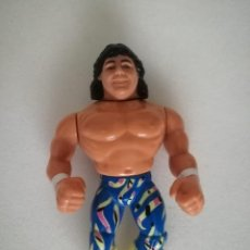 Figuras y Muñecos Pressing Catch: MARTY JANETTY WWF SERIE PRESSING CATCH HASBRO WWE. Lote 156698074
