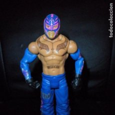 Figure e Bambolotti Pressing Catch: REY MYSTERIO - WWE - MATTEL - PRESSING CATCH -. Lote 173370115