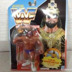 Figuras y Muñecos Pressing Catch: FIGURA WWF MACHO KING.NUEVO.. Lote 205841433