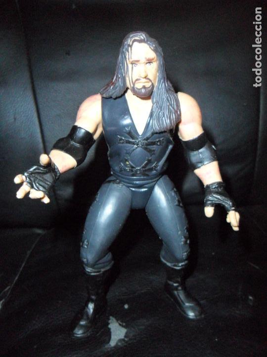 EL ENTERRADOR - PRESSING CATCH - WWF WWE - JAKKS 1998 - (Juguetes - Figuras de Acción - Pressing Catch)