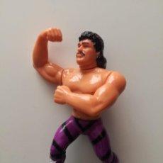 Figuras y Muñecos Pressing Catch: RICK RUDE EL CARIÑOSO WWF PRESSING CATCH HASBRO WWE. Lote 270996843